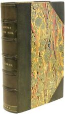 Charles DICKENS - Dombey and Son - BOUND FROM THE PARTS! - FIRST EDITION !