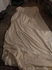 Ivory Sofa Slipcover