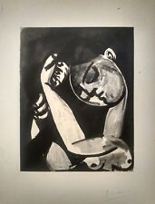 1954 PICASSO ORIGINAL LITHOGRAPH  SIGNED LIMITED 100 !!!