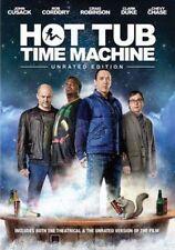 Hot Tub Time Machine 0883904206040 With John Cusack DVD Region 1