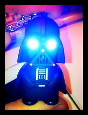 STAR WARS Darth Fener portachiavi luminoso led con luci e suoni 10CM X 3.4CM