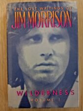 Wilderness Vol. I : The Lost Writings of Jim Morrison (lead singer of the Doors)