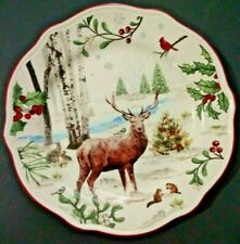 Better Homes and Gardens* Christmas Heritage Salad Plate Mix /& Match