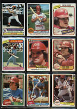 1970'S-80'S PETE ROSE 67 CARD LOT ALL CARDS ARE NM OR BETTER   LOT1979