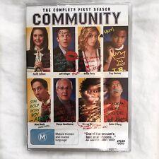 BRAND NEW Community - The Complete Season 1 DVD Set