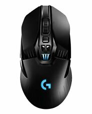Logitech G903 Lightspeed Wireless RGB Gaming Mouse (Black)