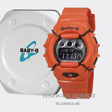 Authentic Casio Baby-G Orange Digital Watch BG1006SA-4B
