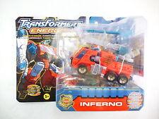Transformers Energon. Inferno New Mosc (#6AB4)