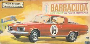 Vintage Aurora Barracuda Model Kit