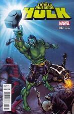 Totally Awesome Hulk #7 CW Reenactment Var  NEW!!!