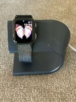 Nomad Apple Watch Stand - Space Gray - Compatible w/Series 1,2,3,4,5 Apple Watch