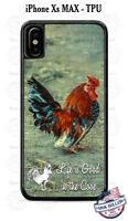 ROOSTER COCKEREL CHICKEN CUSTOMIZE PHONE CASE COVER FITS iPHONE SAMSUNG MOTO etc
