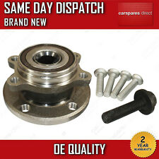AUDI A1, A2, A3, Q3, TT 4 STUD FRONT/REAR WHEEL BEARING + HUB + NUT 2003>on NEW