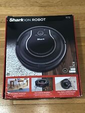 SHARK ION ROBOT R75 W WIFI AND VOICE CONTROL RV750 NEW SHIPS FREE