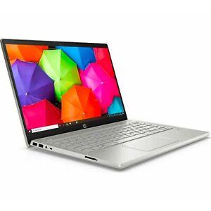 "HP Pavilion Laptop 14"" Full HD IPS Intel Quad Core i5 8GB RAM 512GB SSD Windows"