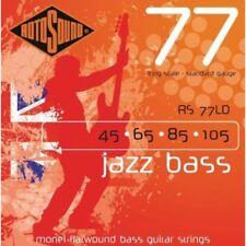 Rotosound Rs-77ld Jazz 45-105 Corde per basso