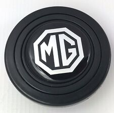 MG steering wheel horn push button. Fits Momo Sparco OMP Nardi Raid etc