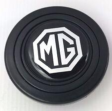 MG steering wheel horn push button. Fits Momo Sparco OMP Nardi Raid etc