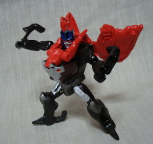 Transformers Beast Wars Special Lio Junior Black ver. with Puzzle Set MISB Japan