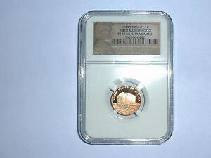 2009-S Bronze 1C Lincoln Birth & Childhood NGC PF 69 UC
