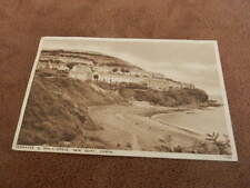 1940s fr postcard - Terraces Pen-Y-Graig - Llanelli Rural - Carmarthenshire