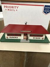 AMERICAN FLYER S SCALE #275 EUREKA DINER Ra4