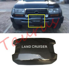 1xCar Front Bumper Winch CoverTrim For Toyota Land Cruiser LC80 4500 FZJ80 92-98
