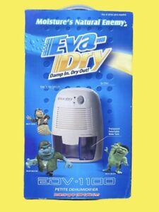 Eva-Dry 16oz Electric Petite Dehumidifier - White EDV-1100
