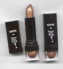 2 NYX Diamond Sparkle Lipstick DS19 Sparkling Champagne-Hard to Find!