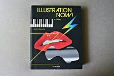Illustration Now Volume 2 Julius Wiedemann Taschen Graphic Design 2007 Paperback
