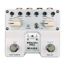 Mooer Audio Reecho Pro Digital Delay Effects Pedal *Open Box