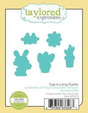 TAYLORED EXPRESSIONS  TAG-A-LONG EASTER  DIES TE515