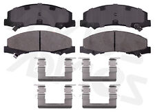 Advics Ultra-Premium Brake Pads fits 2006-2016 Chevrolet Impala Impala Limited M