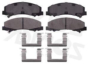 Disc Brake Pad Set-Ultra-premium Oe Replacement Front ADVICS AD1159