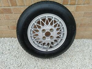 Gm 5.5j X 13 Intra Alloy Wheel Vauxhall Cavalier Astra Cdi Nova Corsa Michelin M
