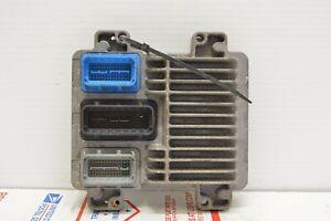 2006 06 GMC Envoy XL Engine Control Module Unit Ecm 12606398 J22 013