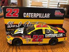 2003 Racing Champions 1:24 Autographed Ward Burton #22 Caterpillar! New!