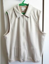 Women's Casual sleeveless vest - size 20