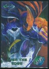 1995 Batman Forever Metal Trading Card #93 Over the Edge