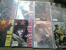 The Red Star Series 8 Issues VF/NM Image comics