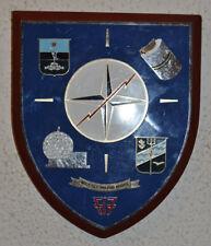 Aufnäher Patch Abzeichen NATO SatCom System Euskirchen Germany ........A3911