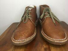 SeaVees 12/67 3 Eye Chukka Boot boots  size 8 brass waxed rare clarks $135