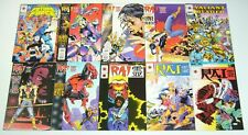 27 Rai comics - wholesale lot - no duplication - Valiant comics - Future Force