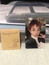 EXO Tempo Official Photocard Vivace Version - Xiumin