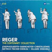 Reger The Centenary Collection box CD NEW Joseph Keilberth Hilliard Ensemble