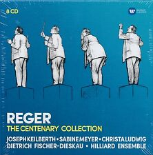 Reger The Centenary Collection box CD NEW Joseph Keilberth Hilliard Ensemble