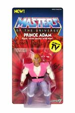 Prince Adam Vintage Collection MotU Masters of the Universe Action Figur Super7