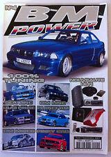 BM POWER N°4 de 08/2001; 100% Tuning; Pinky Cab, BM Mixed, Sea Line, BM Line