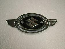 SUZUKI A50,AS50 ETC R,J,K,L, '70-'74, J,K,L '72-'74 TANK BADGE
