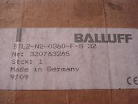NEW BALLUFF BTL2-N2-0360-F-S 32